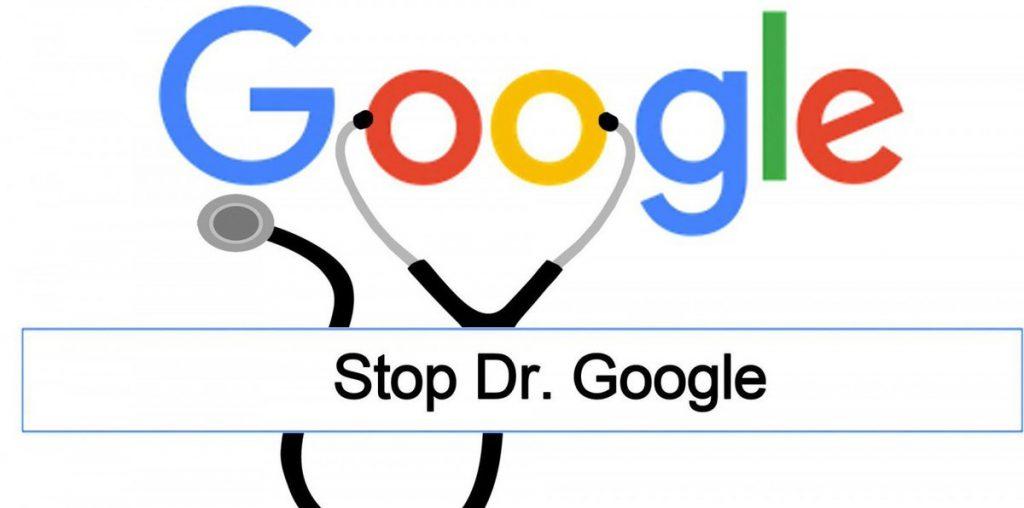 Dr. Google? No grazie.