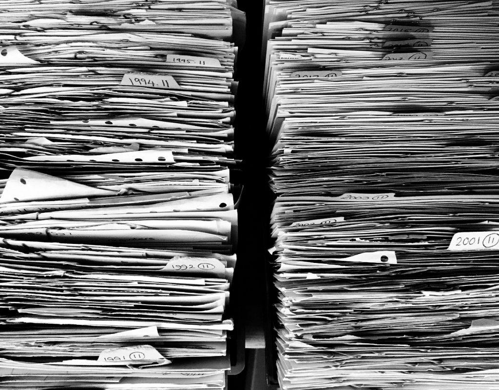 Anche liberarsi di vecchi giornali scatena un senso di angoscia negli accumulatori seriali