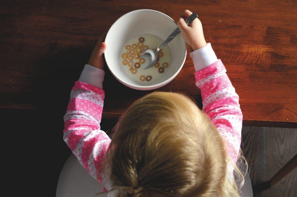 Il cibo è fonte di amore e gratificazione