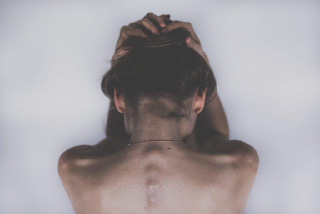 La postura in chi soffre di depressione è alterata