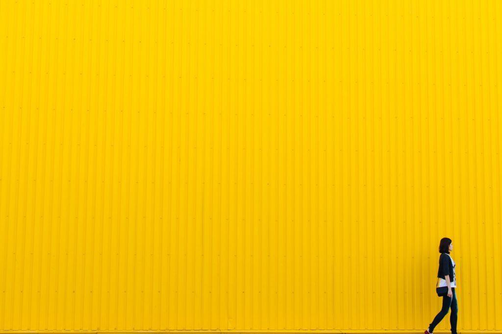 la xantofobia è la paura del colore giallo