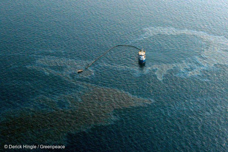 L´ansia è come una macchia di olio nel mare