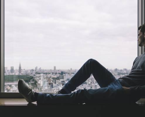 panico e solitudine
